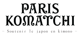 Paris Komatchi | Soutenir le Japon en Kimono